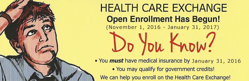 Healthcare Open Enrollment